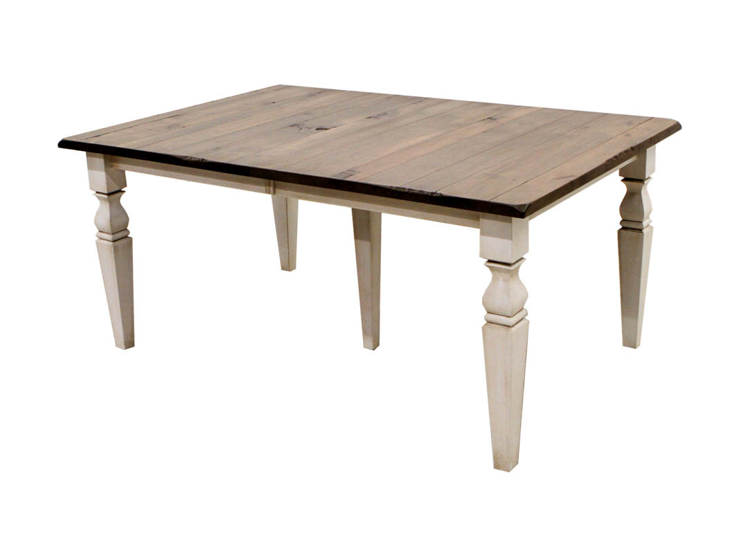 Cottage Dining Table With 6 Urbana Chairs Dutch Craft