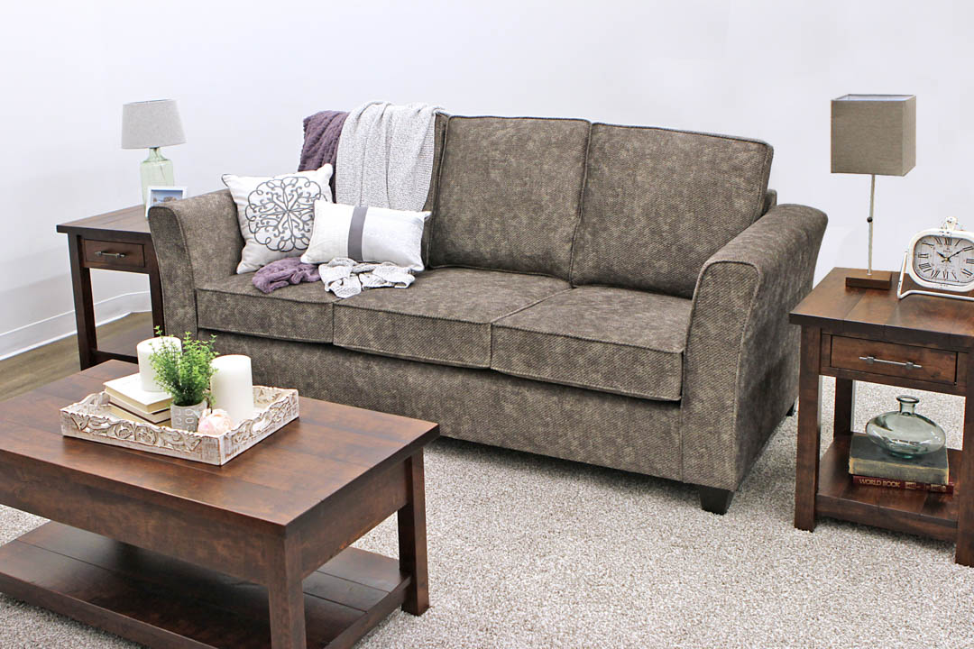 Manhattan Sectional With Chaise Dutch Craft Furniture