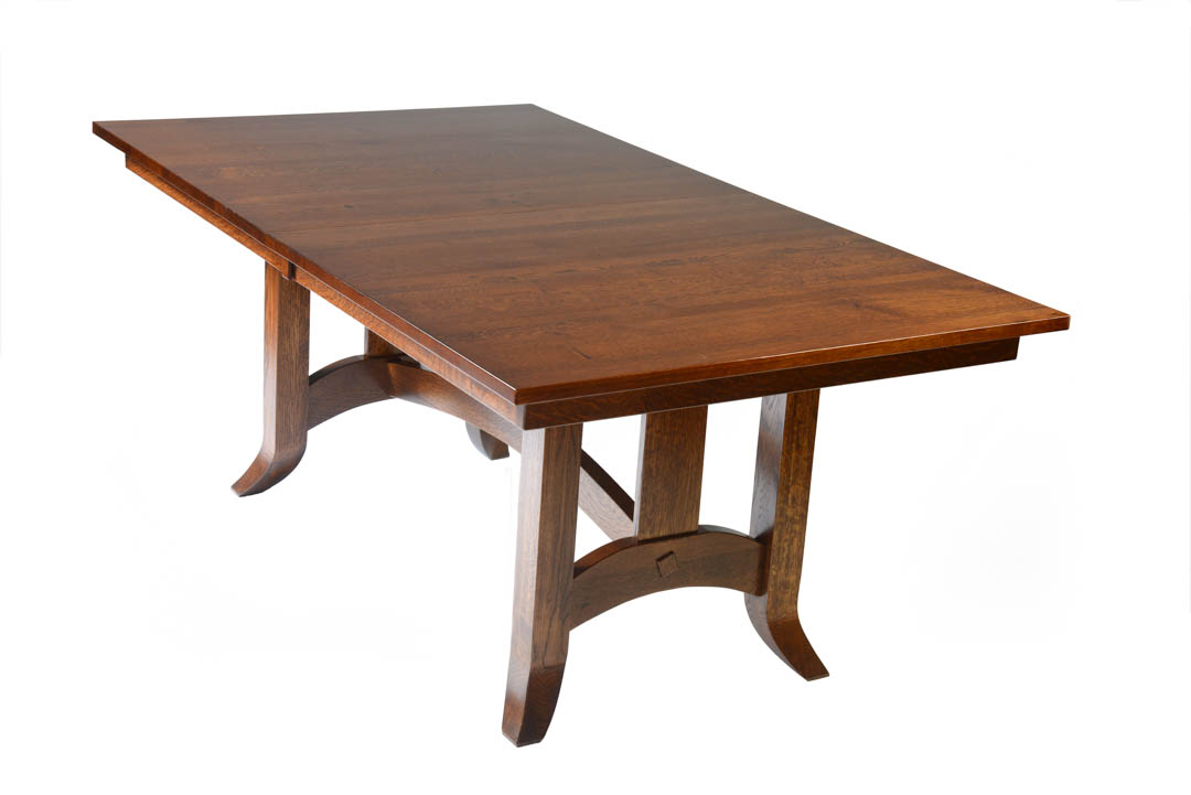 Shaker Hill Trestle Dining Set Dutch Craft Furniture : Shaker Hill Trestle Table QSWO Asbury from www.dutchcraftfurniture.com size 1080 x 721 jpeg 70kB