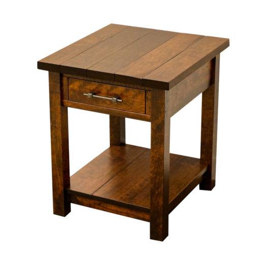 Arcadia Open End Table