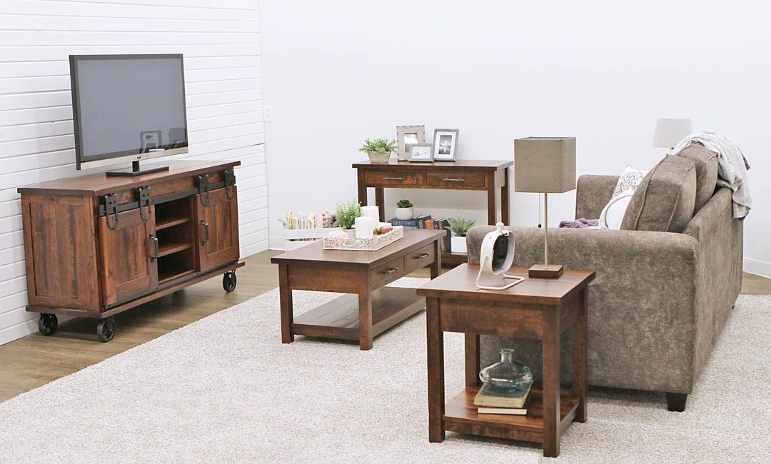 Arcadia Living Room Collection Dutch Craft Furniture