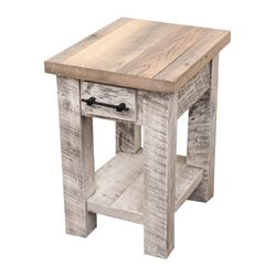 Silverton Small End Table