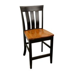 "24"" QSWO Curlew Bar Chair"