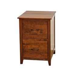 Manhattan 2-Drawer File Cabinet
