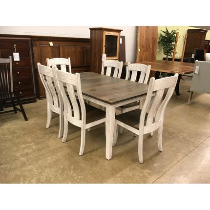 Made in ohio 39 s amish country dutch craft furniture for Table 6 ohio