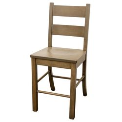 "24"" Western Bar Chair"