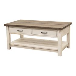 2T Montgomery Open Coffee Table